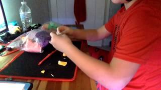 Making Fortnite Chomp sr Skin Clay Claim Jr