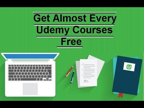 How To Get Paid Udemy Courses For FREE 2018 (100% Legal Method)