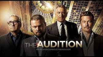 The Audition (2015) Short Film BY Martin Scorsese, Robert De Niro And Leonardo DiCaprio