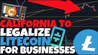 California Bill Would LEGALIZE LITECOIN & CRYPTO for Tax Payments From Businesses. Theta Review