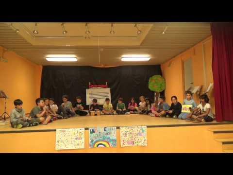lezione spettacolo di musica scuola galilei classe 4c