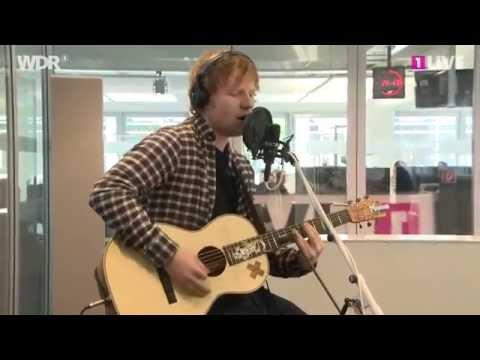Ed Sheeran - Don't at 1LIVE  (HQ)