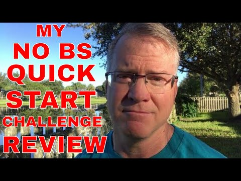 Quick Start Challenge Testimonial