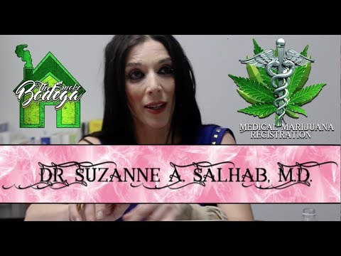 The Smoke Bodega l With Doctor Suzanne A Salhab  MD.