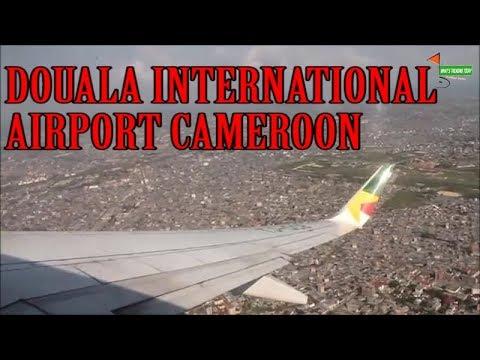 DOUALA AIRPORT, DOUALA PORT, DOUALA INTERNATIONAL AIRPORT
