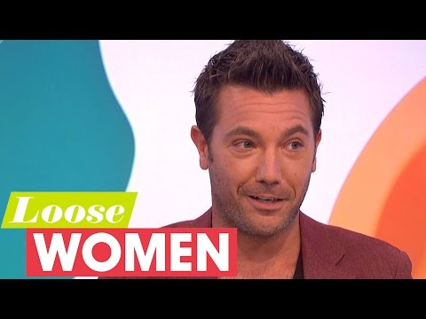 Gino D'Acampo's Innuendo Filled Interview! | Loose Women
