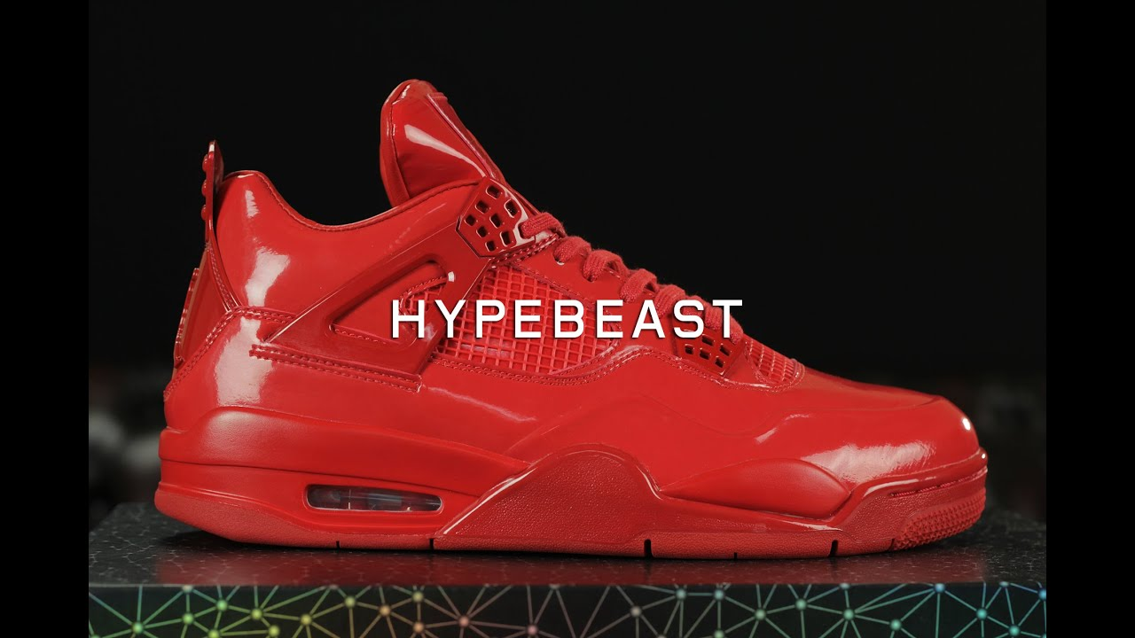 sports shoes b171e c684b Sneaker of the Week: Air Jordan 11LAB4 'University Red'
