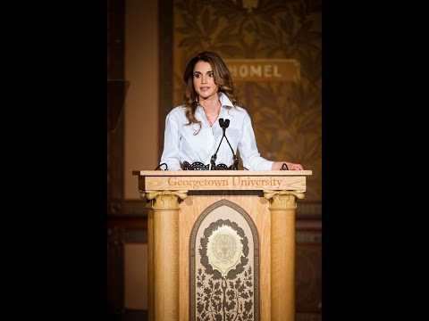 Livestream with Queen Rania