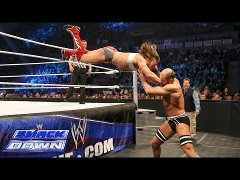 Daniel Bryan vs. Cesaro: SmackDown, Feb. 21, 2014