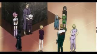 Смешной момент из аниме Hunter X Hunter