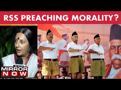 Now, RSS will decide how to lead your life?  I The News