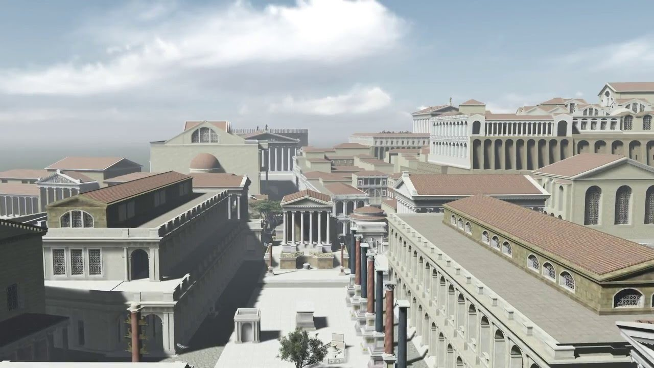 Quot History In 3d Quot Ancient Rome 320 Ad 1st Trailer Youtube