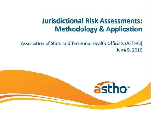 Jurisdictional Risk Assessments: Methodology and Application