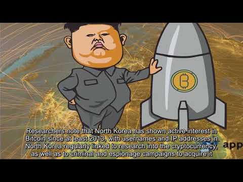 Trojan malware attacks by North Korean hackers are attempting to steal Bitcoin