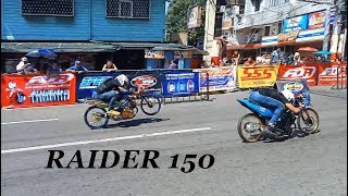 DRAG RACE RAIDER 150 CATEGORY ll CALOOCAN