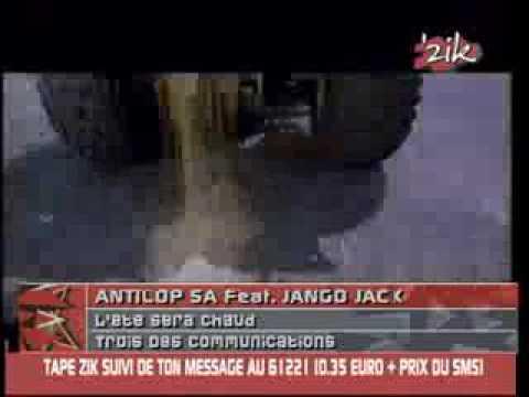 Antilop SA - L été sera Chaud [Clip Officiel]