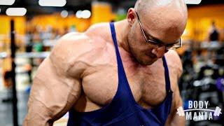 Ликвидация грудных мышцц. Лысые киборги.