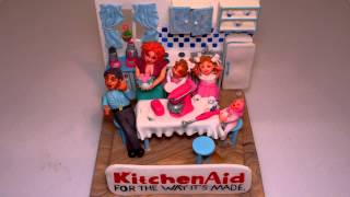 "Cake ""KitchenAid"""