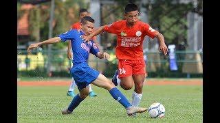 Thailand Youth League Highlight : สมาคมกีฬาแห่งจังหวัดสุรินทร์ 1-0 หนองบัว พิชญ เอฟซี