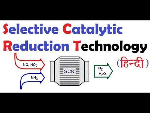Selective Catalytic Reduction || Hindi