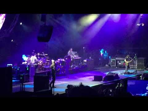 Incubus Warning Movistar Arena Santiago Chile 26-09-2017