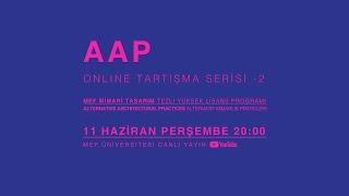 AAP Online Tartışma Serisi - 2