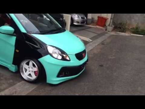 My Minty Brio 2014 ( Brio Project Indonesia ) by JohnDee