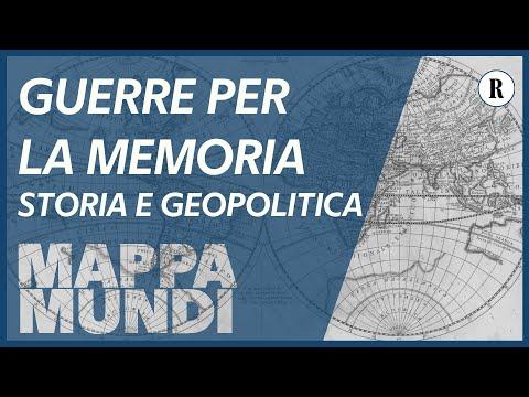 Guerre per la memoria. E' la storia, bellezza! - Mappa Mundi