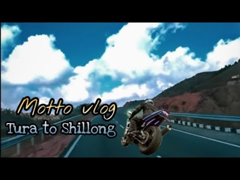 Tura To Shillong Road (In Bike) Day 1