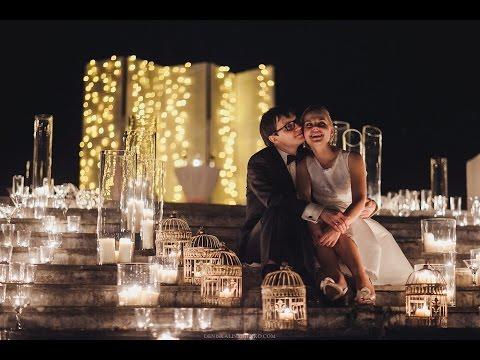 Элегантная свадьба в стиле Шебби-шик Нежность кружева Мария и Сергей.