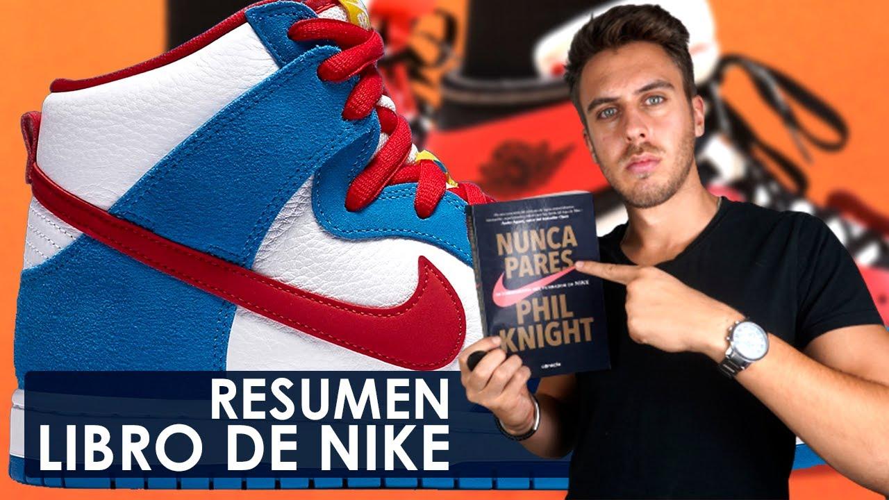 En Vivo Diacrítico Evaporar  Libro de Nike Resumen y Aprendizajes - YouTube