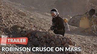 Robinson Crusoe on Mars 1964 Trailer HD | Paul Mantee | Adam West