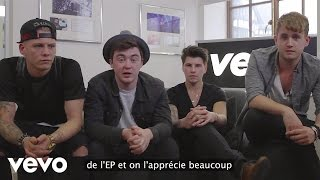 Rixton - @VevoFrance Session Twitter En Direct avec Rixton
