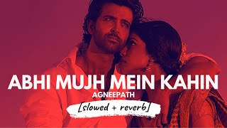 Abhi Mujh Mein Kahin [slowed + reverb] • 𝐵𝑜𝓁𝓁𝓎𝓌𝑜𝑜𝒹 𝐵𝓊𝓉 𝒜𝑒𝓈𝓉𝒽𝑒𝓉𝒾𝒸