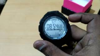 SKMEI 1025 Digital Watch Quick Review