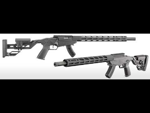 New Ruger Precision Rimfire Rifle