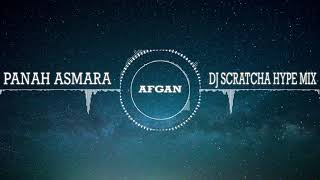 Afgan - Panah Asmara (DJ Scratcha Hype Mix) | Audio Visualizer