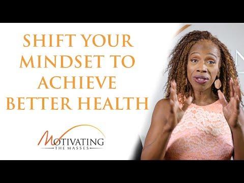 Lisa Nichols - Shift Your Mindset To Achieve Better Health