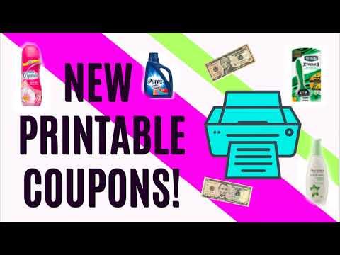 photo regarding Purex Printable Coupons titled Tremendous 🔥 PRINTABLE Coupon codes ------No cost PUREX PUREX CRYSTALS!