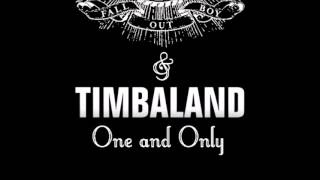 Timbaland feat. Fall Out Boy - One And Only