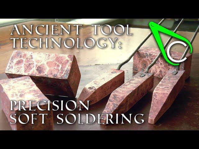 Antikythera Fragment #7 - Precision Soft Soldering
