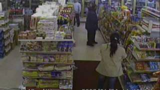 my wife risk her life to confront thief inside our store