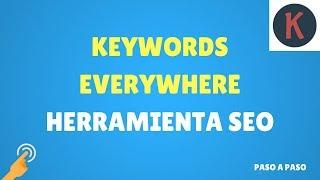 Tutorial herramienta SEO: Keywords Everywhere