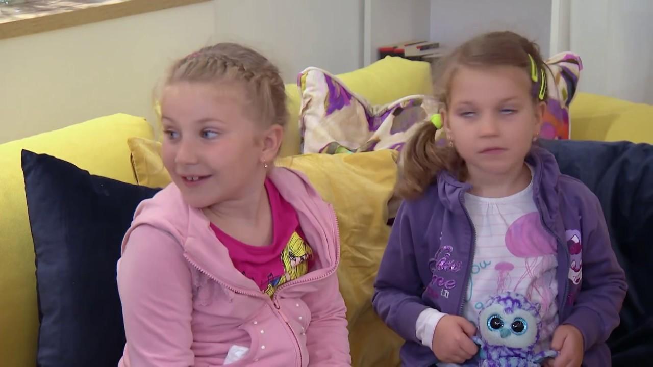 Byli Zachwyceni Nowym Mieszkaniem Zwłaszcza Ich Córki Domowe