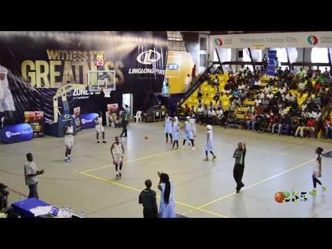 FIBA CLUB CHAMPIONSHIP ZONE V 2017: UCU VS HORSEED FULLGAME