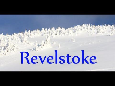 Revelstoke 2018 snowboard trip