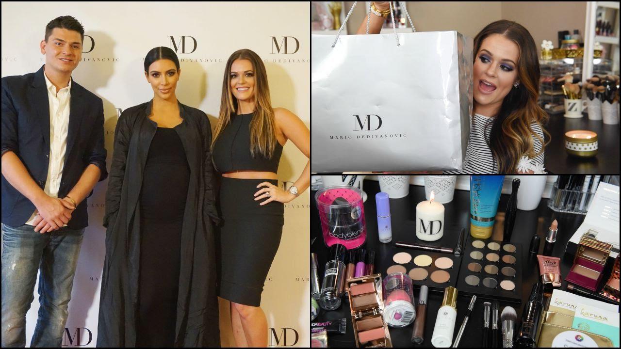 MasterClass with Kim Kardashian | Goodie Bag Haul | +GIVEAWAY info