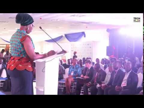 Hon Ursula Owusu-Ekuful: Tech in Ghana Conference Accra 2017