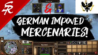 Germany, Improved Mercenaries! | Strategy School | Age of Empires III