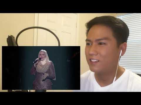 Whitney Houston & Dato' Siti Nurhaliza - Memories | Official Music Video REACTION